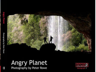 Angry Planet – Photography by Peter Rowe